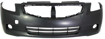Picture of Replacement Bumper Cover, Altima 08-09 Front Bumper Cover, Primed, Coupe   Replacement REPN010304