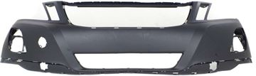 Volvo Front, Upper Bumper Cover-Primed, Plastic, Replacement REPV010355P