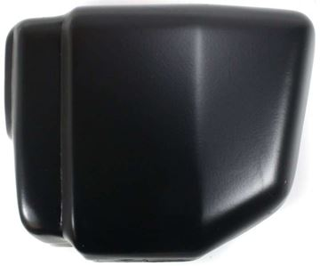 Picture of Replacement Bumper End, Hardbody 86-92 Front Bumper End Lh, Black, W/O Pad Holes | Replacement 759-2