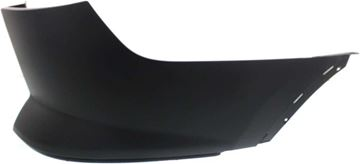 Buick Rear, Passenger Side Bumper End End-Primed, Plastic, Replacement REPB761103Q