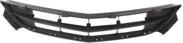 Acura Bumper Grille-Textured Black, Plastic, Replacement REPA015305Q