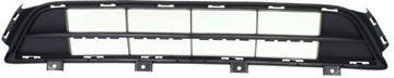Acura Bumper Grille-Textured Black, Plastic, Replacement REPA015305