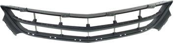Acura Bumper Grille-Textured Black, Plastic, Replacement REPA015307