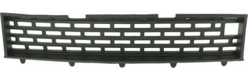 Ford Center Bumper Grille-Textured Black, Plastic, Replacement REPF015328