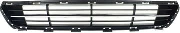 Picture of Replacement Bumper Grille Replacement Bumper Grille-Black, Plastic | Replacement REPK015317