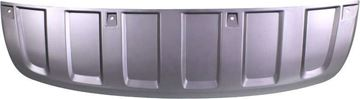 Bumper Guard, Q7 10-15 Front Bumper Guard, Platinum Gray, W/O Side Line Pkg, Replacement REPA016601