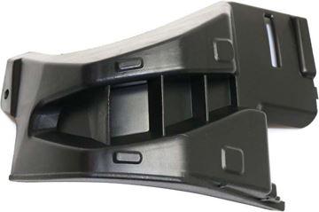 Bumper Guard, Rav4 16-18 Front Bumper Guard Lh, Pad, Textured, (Hybrid Models 16-17), Replacement REPT016702
