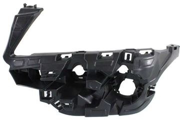 BMW Front, Driver Side Bumper Retainer-Black, Plastic, Replacement REPB019106