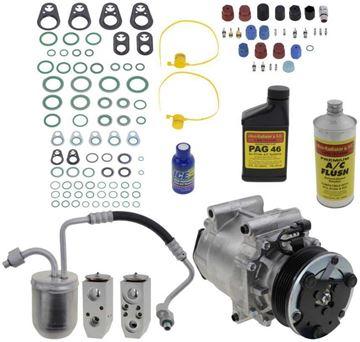 Replacement AC Compressor, Equinox 2005 A/C Compressor Kit, 3.4L | Replacement REPCV191119