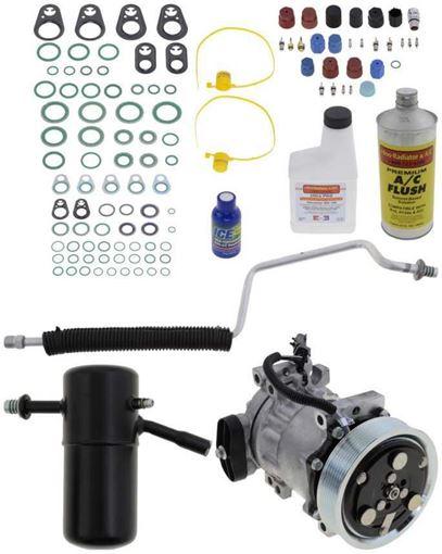 Replacement AC Compressor, Dakota 97-99 A/C Compressor Kit | Replacement  REPD191187