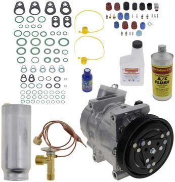 Replacement AC Compressor, Infiniti I30 1999 A/C Compressor Kit | Replacement REPI191109