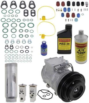 AC Compressor, 4Runner 96-02 A/C Compressor Kit, 3.4L | Replacement REPT191133