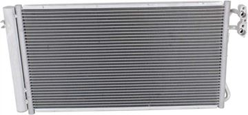 Picture of Kool Vue AC Condenser, 3-Series 07-13/X1 13-15 A/C Condenser, Turbo | Kool Vue KVAC3739