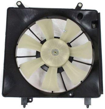 Acura Cooling Fan Assembly-Single fan, Radiator Fan | Replacement A160908