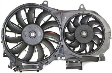 Picture of Replacement Cooling Fan Assembly Replacement-Dual fan, Radiator Fan | Replacement A160912
