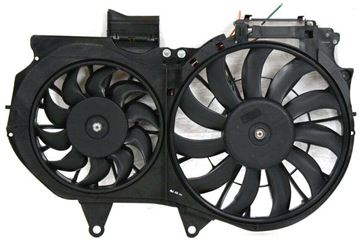 Picture of Replacement Cooling Fan Assembly Replacement-Dual fan, Radiator Fan | Replacement A160913
