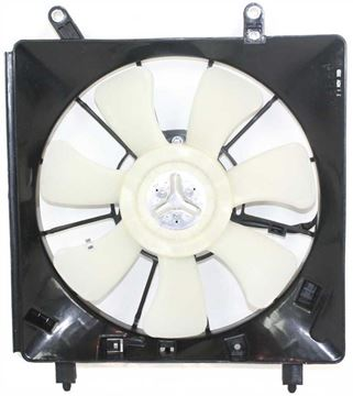 Acura Cooling Fan Assembly-Single fan, A/C Condenser Fan | Replacement A190906