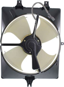 Acura Passenger Side Cooling Fan Assembly-Single fan, A/C Condenser Fan | Replacement A190907
