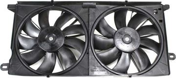 Picture of Replacement Cooling Fan Assembly Replacement-Dual fan, Radiator Fan | Replacement ARBB160902