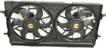 Picture of Replacement Cooling Fan Assembly Replacement-Dual fan, Radiator Fan | Replacement ARBC160901