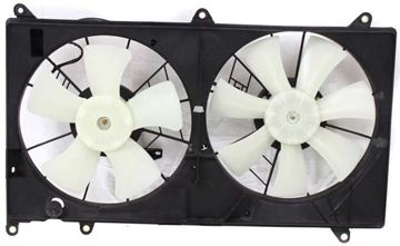 Picture of Replacement Cooling Fan Assembly Replacement-Dual fan, Radiator Fan | Replacement ARBL160903
