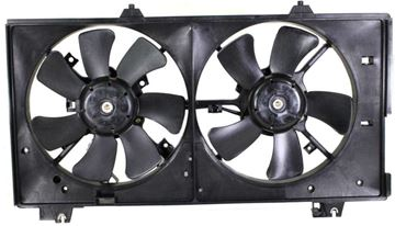 Picture of Replacement Cooling Fan Assembly Replacement-Dual fan, Radiator Fan | Replacement ARBM160901