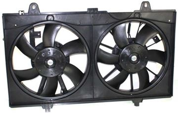 Picture of Replacement Cooling Fan Assembly Replacement-Dual fan, Radiator Fan | Replacement ARBN160901