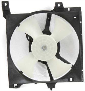 Nissan Cooling Fan Assembly-Single fan, Radiator Fan | Replacement N160924