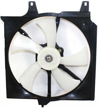 Nissan Cooling Fan Assembly-Single fan, A/C Condenser Fan | Replacement N190904