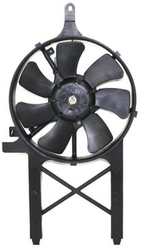 Replacement Cooling Fan Assembly Replacement-Single fan, A/C Condenser Fan | Replacement N190915