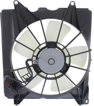 Acura Driver Side Cooling Fan Assembly-Single fan, Radiator Fan | Replacement REP160910