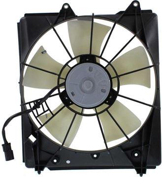 Acura Driver Side Cooling Fan Assembly-Single fan, Radiator Fan | Replacement REPA160908