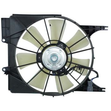 Acura Cooling Fan Assembly-Single fan, A/C Condenser Fan | Replacement REPA160911