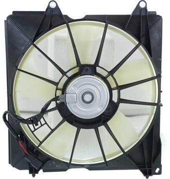 Acura Driver Side Cooling Fan Assembly-Single fan, Radiator Fan | Replacement REPA160912