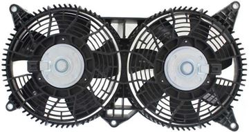 Picture of Replacement Cooling Fan Assembly Replacement-Dual fan, A/C Condenser Fan | Replacement REPC190905