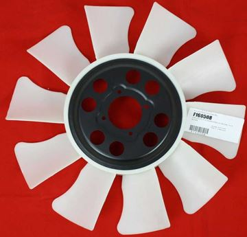 Picture of Replacement Fan Blade Replacement-Radiator Fan Blade | Replacement F160508