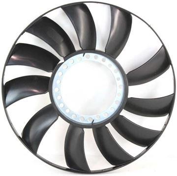 Audi, Volkswagen Fan Blade Replacement-Radiator Fan Blade | Replacement REPA160502