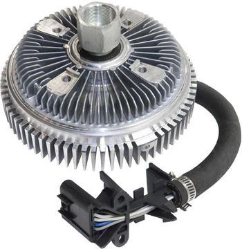 Buick, Isuzu, Saab, Oldsmobile, Chevrolet, GMC Fan Clutch-Severe-duty electronic fan   Replacement REPC313708