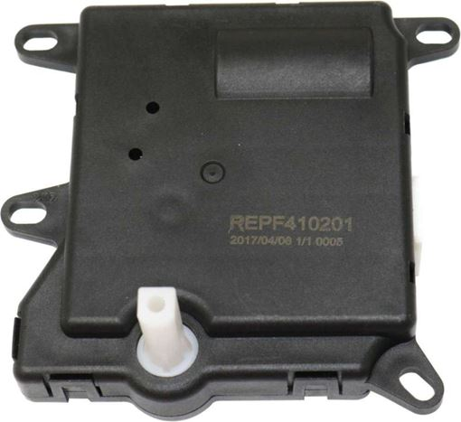 Replacement Auxiliary Heater Blend Door Actuator   Replacement REPF410201