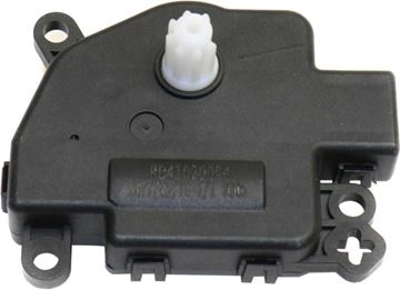 Picture of Replacement Main HVAC Heater Blend Door Actuator | Replacement RD41020004
