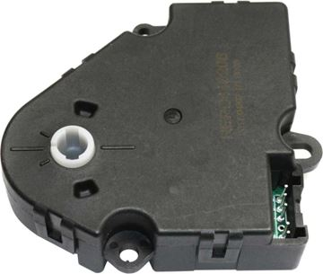 Picture of Replacement Auxiliary HVAC Heater Blend Door Actuator | Replacement REPC410208
