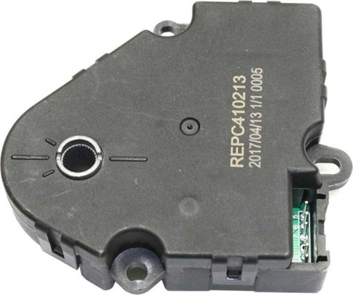 Main Hvac Heater Blend Door Actuator Replacement Repc410213