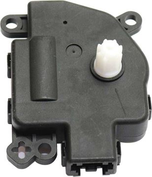 Picture of Replacement Auxiliary HVAC Heater Blend Door Actuator | Replacement REPD410201
