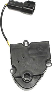 Picture of Replacement Driver Or Passenger Side HVAC Heater Blend Door Actuator | Replacement REPJ410201