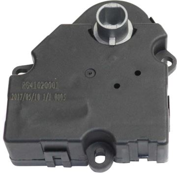 Picture of Replacement Auxiliary HVAC Heater Blend Door Actuator | Replacement RG41020001