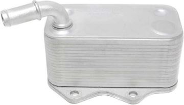 Audi, Volkswagen Oil Cooler-Factory Finish, Aluminum, Engine Oil Cooler | Replacement REPA311103