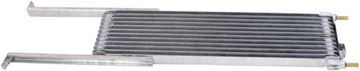 Chrysler, Dodge Oil Cooler Replacement-Factory Finish, Aluminum, Transmission Oil Cooler | Replacement REPC311107