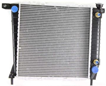 Picture of Replacement Radiator Replacement-Factory Finish | Replacement P1062