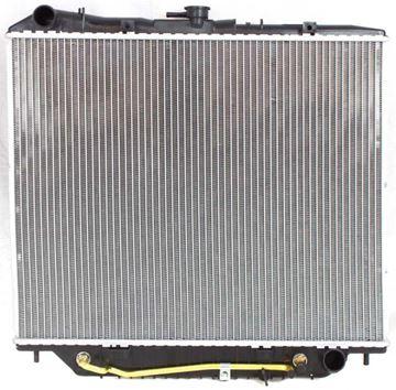 Acura, Isuzu Radiator Replacement-Factory Finish | Replacement P1302