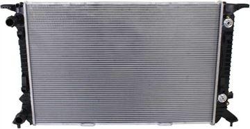 Audi Radiator, A4/S4 09-16 / Q5 11-17 Radiator, 2.0L, Auto Trans. | Replacement P13188